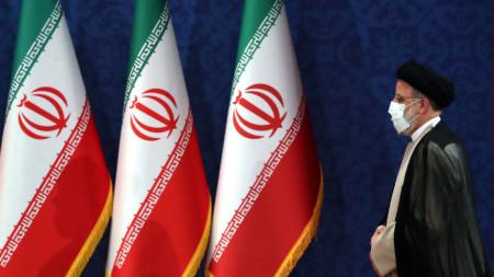 Иранският президент Ибрахим Раиси