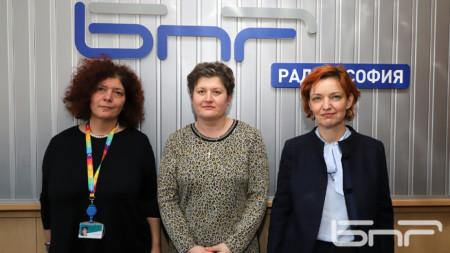 Анна Марич,Милена Драгийска, Гергана Иванова