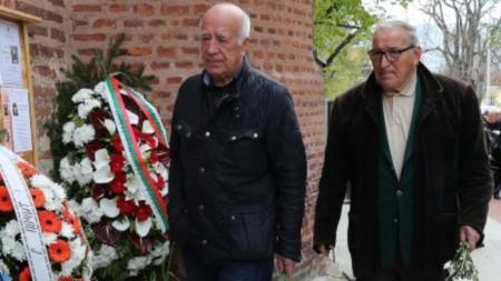 Кирил Ивков и Димитър Пенев дойдоха да уважат за последно Александър Костов