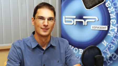 Александър Дунчев, експерт в Югозападното държавно предприятие