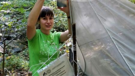 """Д-р Анелия Павлова от организацията """"Зелени Балкани"""""""