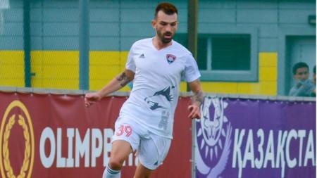 Кайсар загуби тежко при дебюта си в евротурнирите.