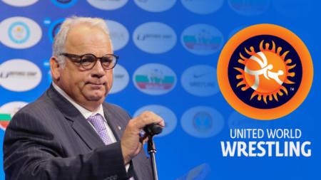 Ненад Лалович - президент на Международната федерация по борба