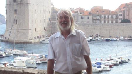 Бранимир Белчев- член на УС на Съюза на екскурзоводите