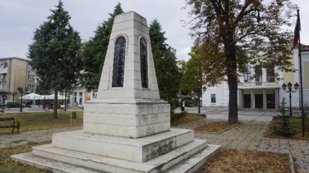 Паметник на българските опълченци във Видин