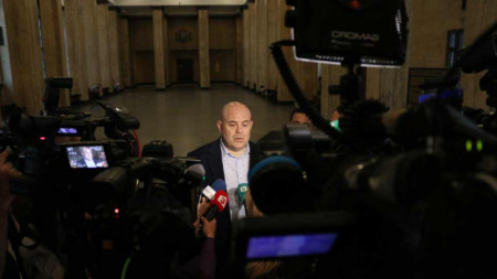 Zv. Prokurori i përgjithshëm Ivan Geshev para mediave