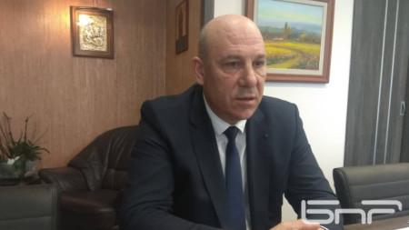 Кметът на Поморие Иван Алексиев