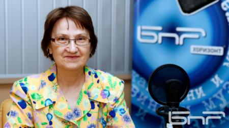 Антоанета Йотова, климатолог