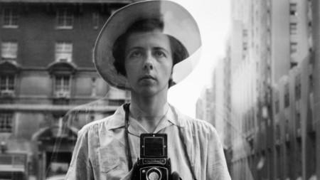 Вивиан Майер, автопортрет