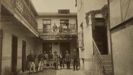 Прва бугарска фабрика за производњу тахана и производа од шећера у Софији. 1912. г.