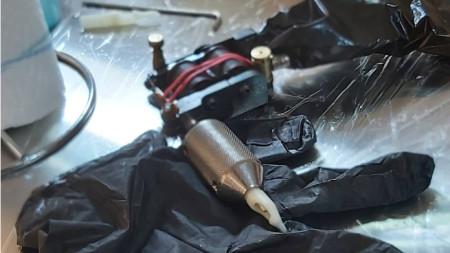 Оръдието на труда на Емо Сапаревски