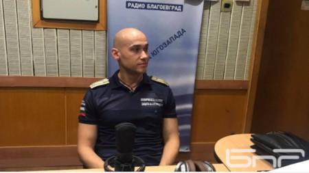 Гл. инспектор Георги Сарафов
