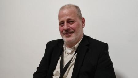 Златко Гулеков, председател на театралното жури на фестивала