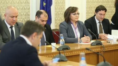 БСП инициира дебат в Народното събрание за подобряване на изборното законодателство.