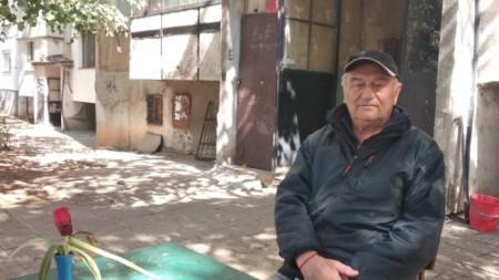Зориян Захариев - обитател на улица