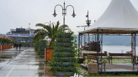 Морска гара Варна