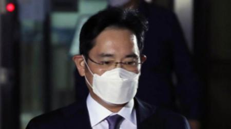 Лий Джей-Йонг, ръководител на Samsung