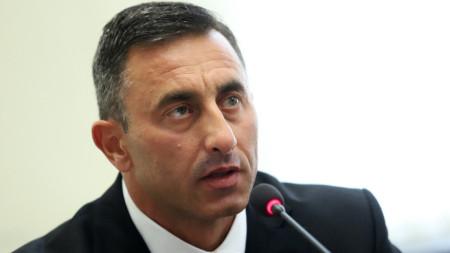 Rumen Spetsov, director ejecutivo de la Agencia Nacional de Ingresos