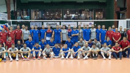 Сърбия - България - волейбол
