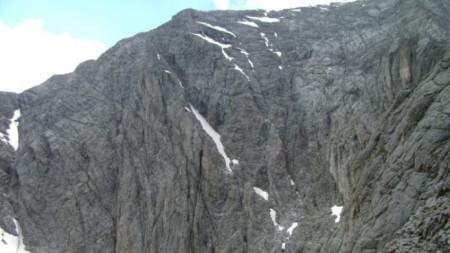 Северната стена на Вихрен