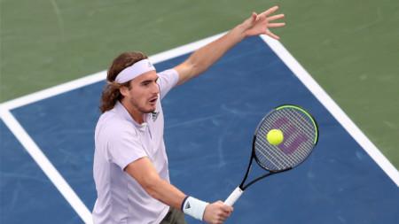 Стефанос Циципас е отново на финал в Дубай.