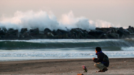 Плаж Арахама, Фукушима
