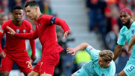 Португалия - Холандия 1:0
