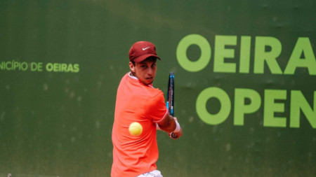 Адриан Андреев стигна осминафиналите.