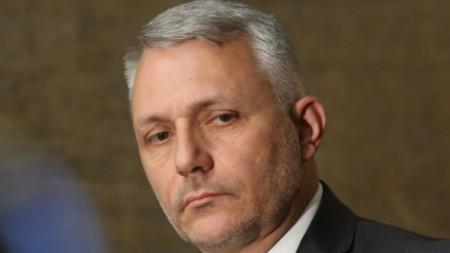 Николай Хаджигенов.