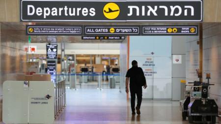 Тестове за неваксинираните пасажери от Тел Авив за Ню Йорк