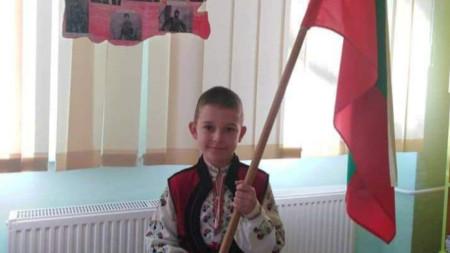 9-годишният Георги дари наградата си на свои връстници