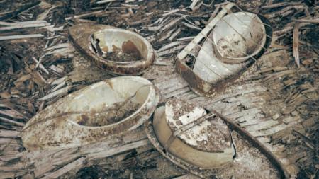 Чернобилската атомната централа в Украйна