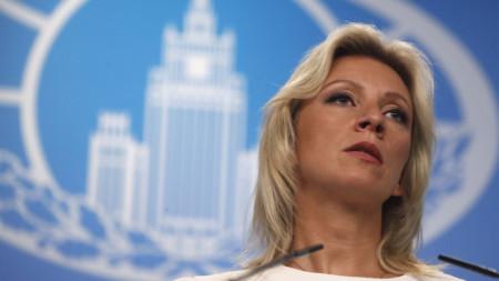 Дори руското МВнР се включи в критиките, чрез своя