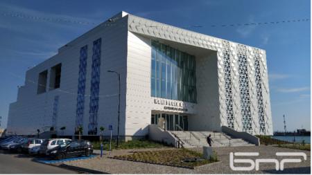 Конгресен център Бургас