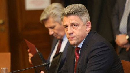 Атанас Атанасов, директор на Държавна агенция