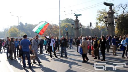 Protestat dje kundër zgjedhjes së Ivan Geshevit për kryeprokur të vendit