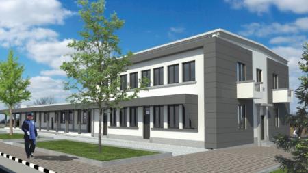 Проектът за реконструкция на жп гара Казичене