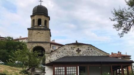"""Църквата """" Св.вмчк Георги Победоносец"""" в Смолян чества за 162-и път днес храмовия си празник."""