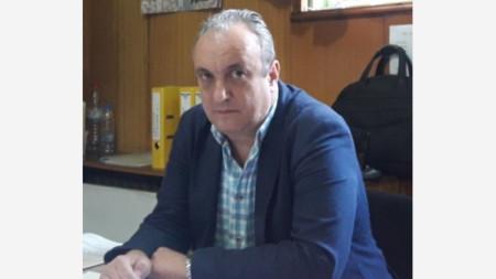 Добромир Якимов, председател на РИК-Хасково