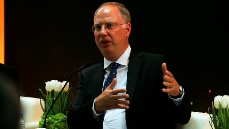 Кирил Дмитриев, шеф на Руския фонд за директни инвестиции