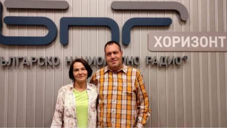 Чавдар Димов и Марина Димова