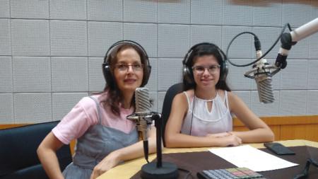 Рйна Ванчева и Александрина Механджийска
