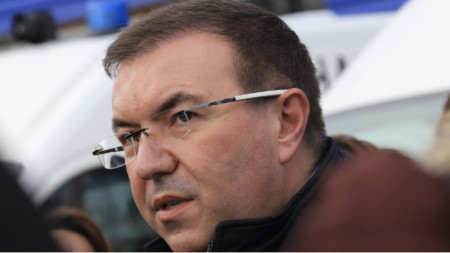 Ministri i Shëndetësisë Angellov
