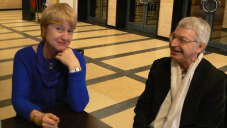 Аделина Александрова и Росен Идеалов