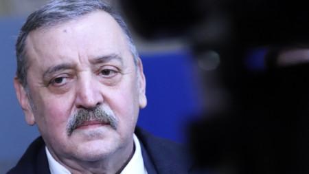 Prof. Todor Kantardzhiev