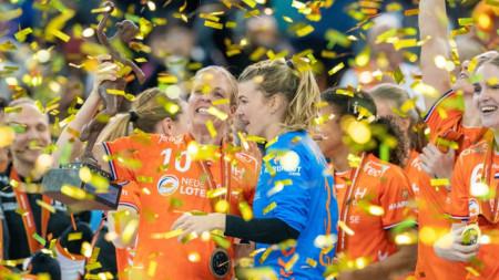 Холандките ликуват със световната титла.