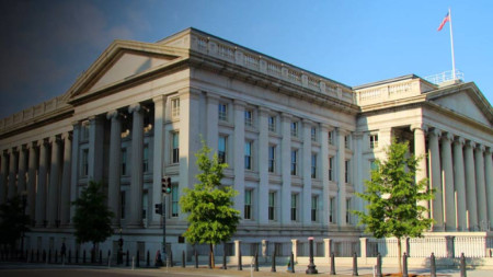 Das US-Finanzministerium