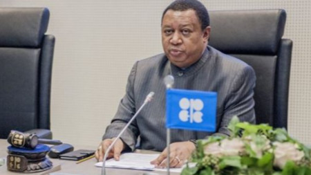Мохамед Баркиндо, генерален секретар на ОПЕК