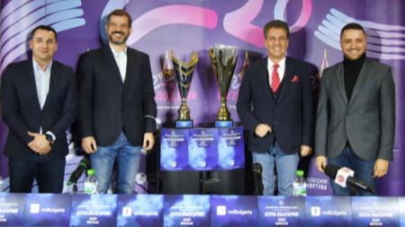 Кметът на Пазарджик: Турнирът за Купата по волейбол ще бъде на ниво