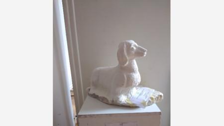 Скулптурата на Сара донесе трето място на Цветомир Христов